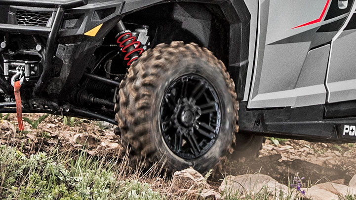 Polaris General 4 1000 EPS - ROUES ET PNEUS HAUTE PERFORMANCE